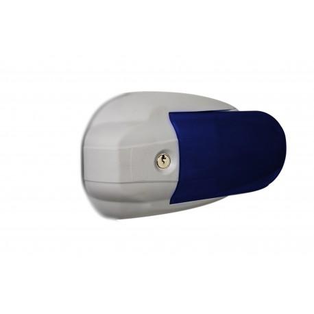 Fermeture à clé 521 Bleue HP