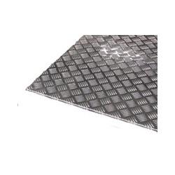 Plaque aluminium larmée EP. 2x3.5