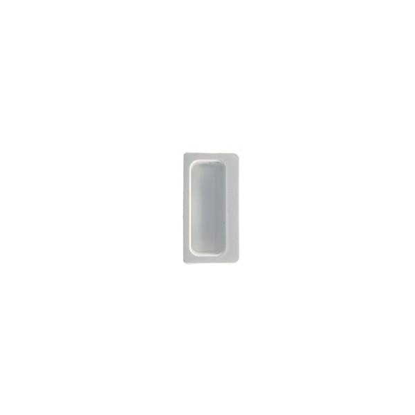 Poign e cuvette int rieure de porte coulissante de service - Poignees cuvettes pour portes coulissantes ...