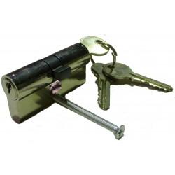 Cylindre à clé CE 30/30 et 3 clés