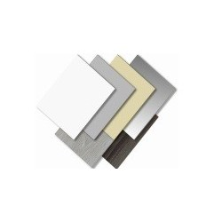Plaque PVC rigide 2 MM blanc