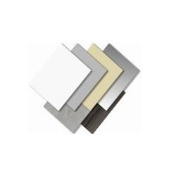 Plaque PVC rigide 2 MM couleur