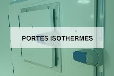Portes isothermes